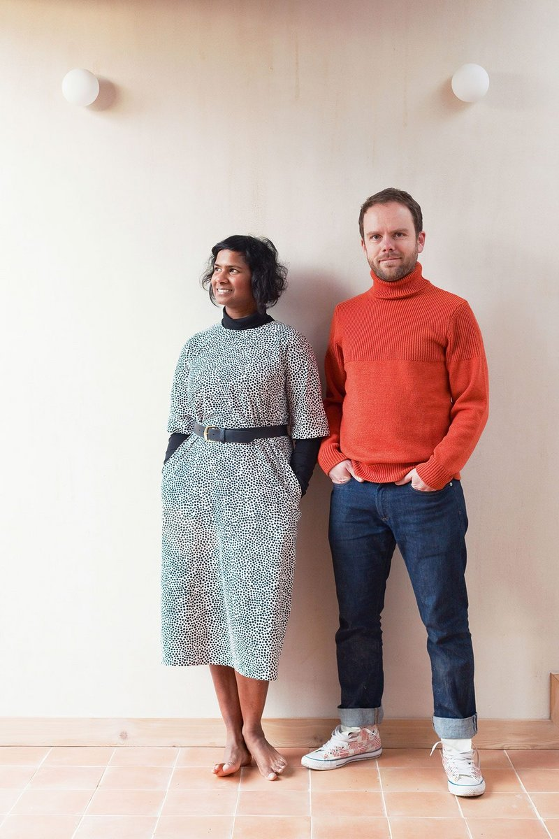 Nimi Attanayake and Tim O'Callaghan of nimtim bring playfulness and seriousness to their projects.