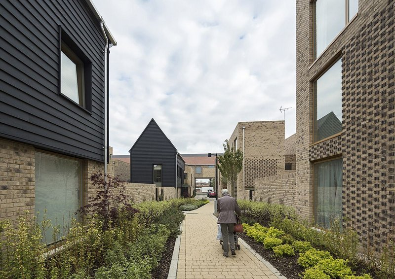 The National Panel Award went to Abode at Great Kneighton by Proctor and Matthews – there's a THERE here.