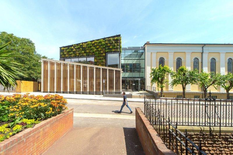 Nottingham Trent University Hall.