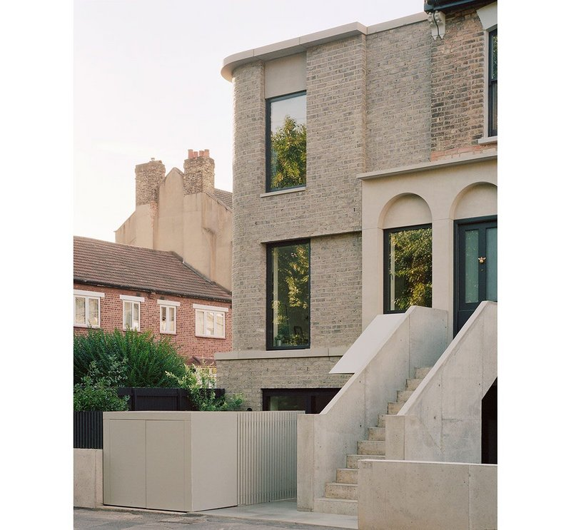 Corner House.