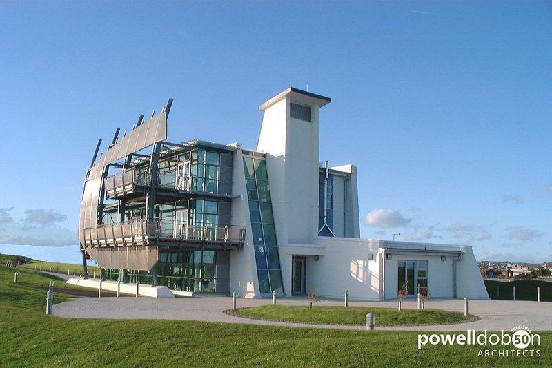 Discover Centre, Llanelli.