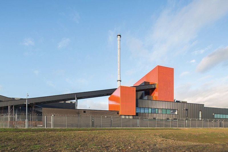 Blackburn Meadows Biomass, Sheffield,  BDP with Race Cottam Associates for E.ON Energy.