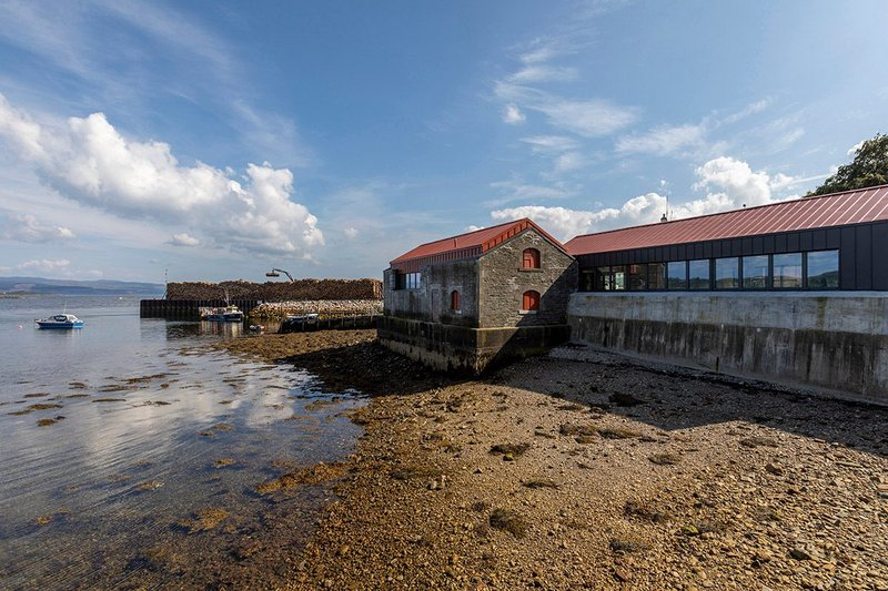The Egg Shed, Argyll & Bute.
