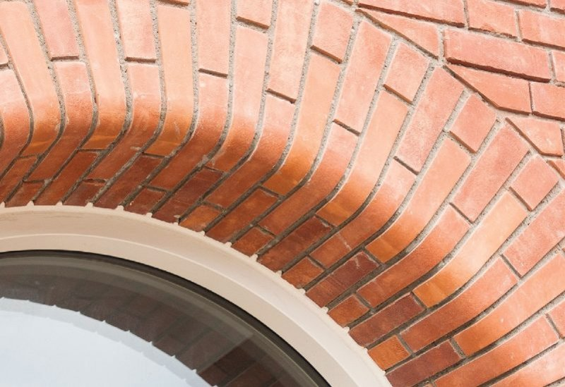 The Keystone Keyslip Brick Details range enables complex brickwork detail to be carried out away from the building site in a controlled factory environment.