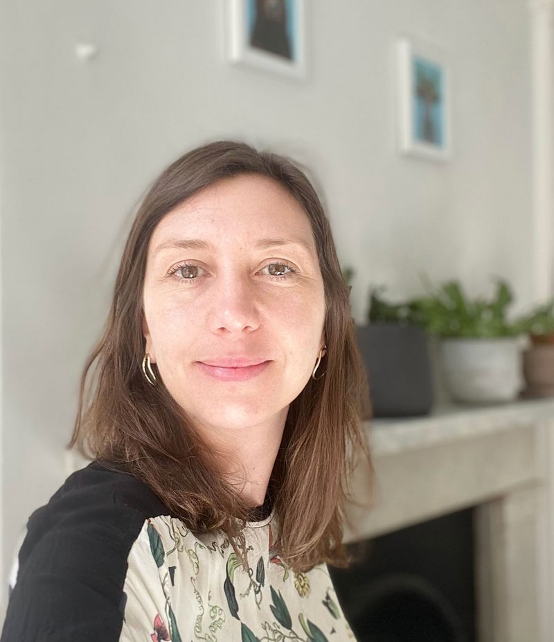 Megan Ebanks of MEA Studio, South London.