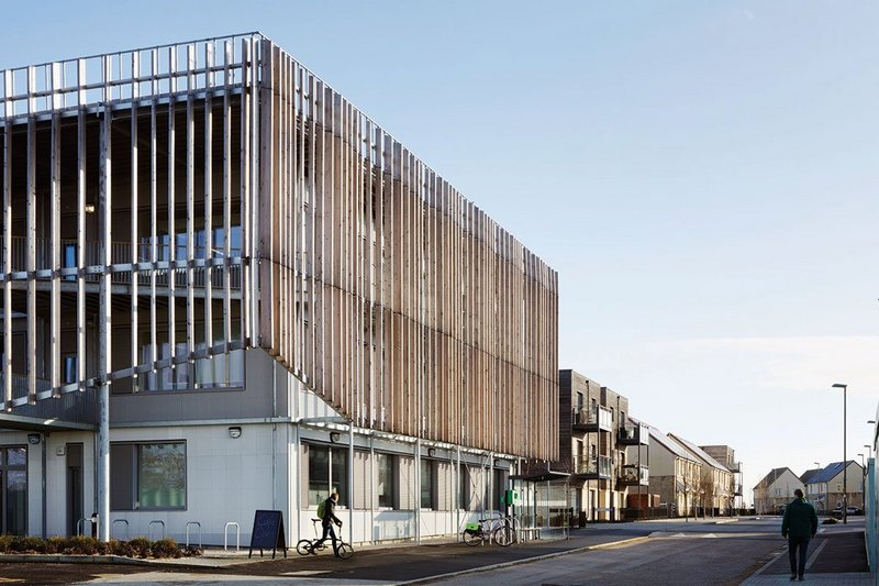 Bicester Eco Business Centre, Bicester.