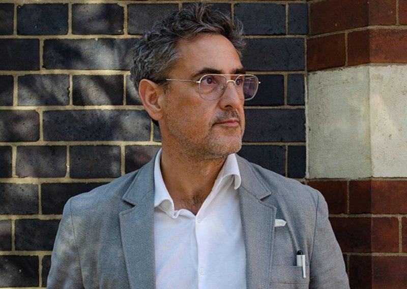 Jan-Carlos Kucharek, Senior editor.