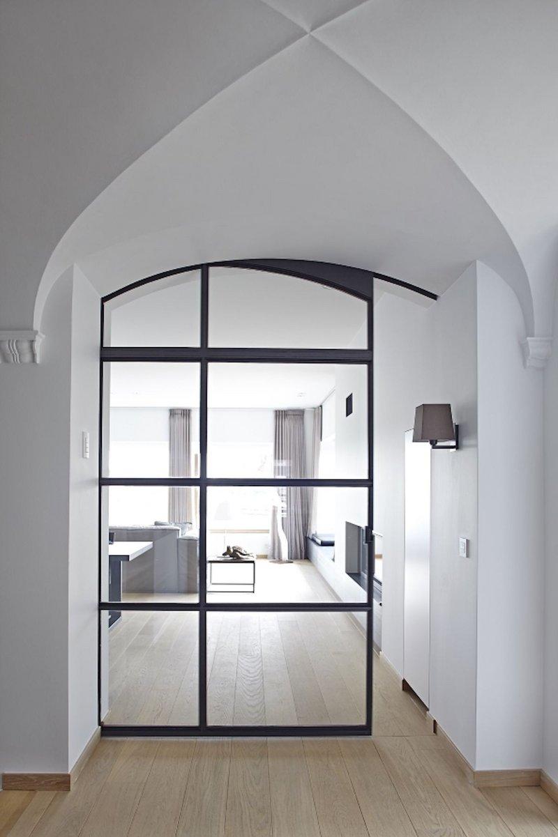 best cheap fdd2c 4b3d3 New art deco steel doors   RIBAJ