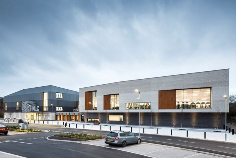 Newry Leisure Centre, Phase 2, Newry.