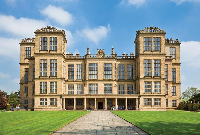 Robert Smythson's Hardwick Hall - Elizabethan high-tech