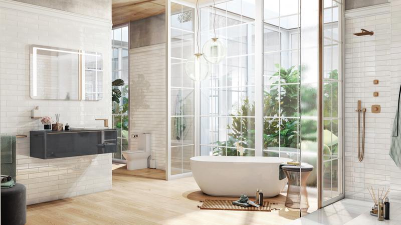 Porcelanosa Academy's Design 101 webinar: The Upcoming Bathroom.
