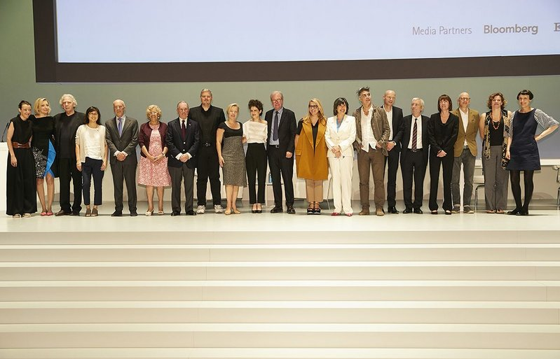 Some of the 24 influential personalities from across the globe who took on the future at Foster's forum.