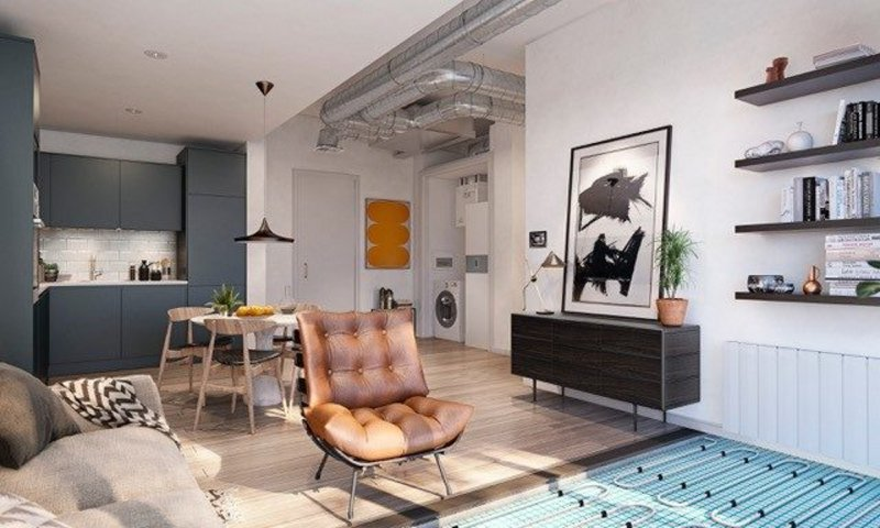 The Zeroth Energy System takes a compact, in-apartment water-source heat pump, low-temperature (or ambient) energy loop and central plant to offer heating, hot water and cooling to apartment developments.
