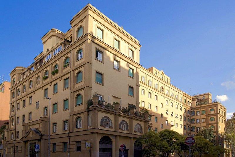 Casa Economica ICP, Trionfale IV, Via Arminjon, 1927-30