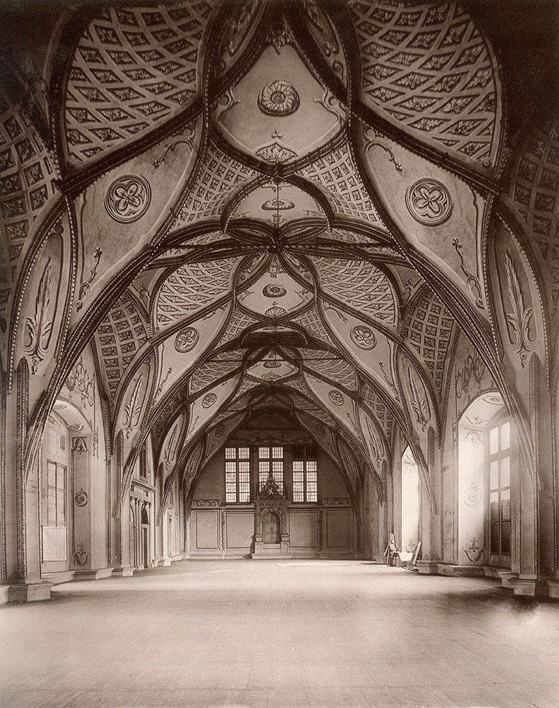 Vladislav Hall, Old Royal Palace Prague, 1493-1502