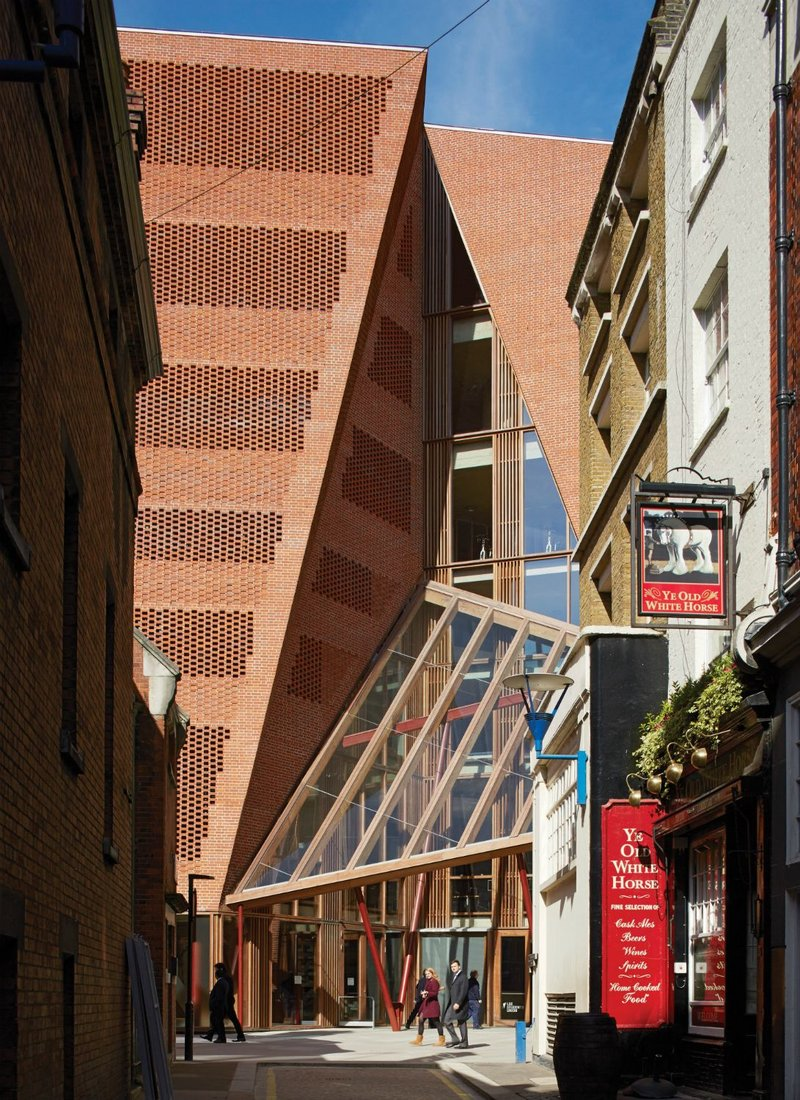 Supreme Award winner LSE Saw Swee Hock Student Centre, O'Donnell + Tuomey