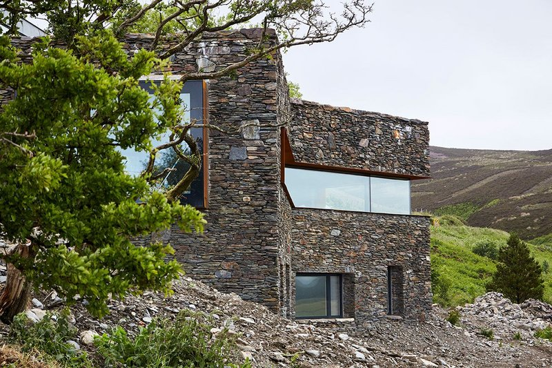 A Restorative Rural Retreat for Sartfell, Isle of Man.