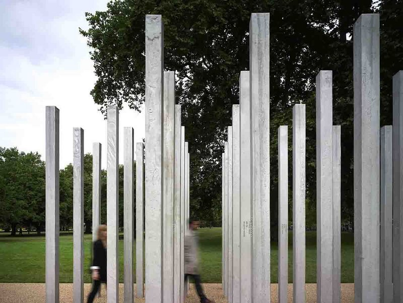 Carmody Groarke's 7/7 memorial – a sparing and thoughtful design.