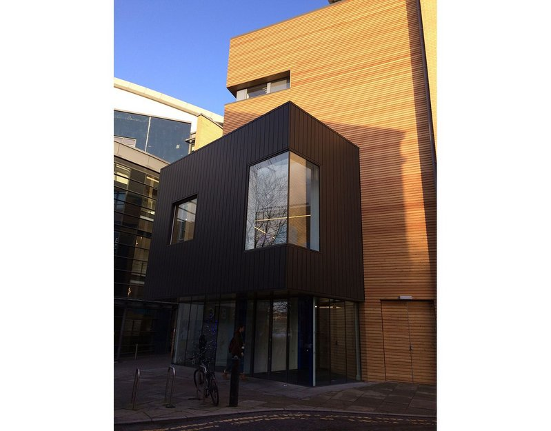 Leeds College of Music – Darntonegs Architecture. Click on image