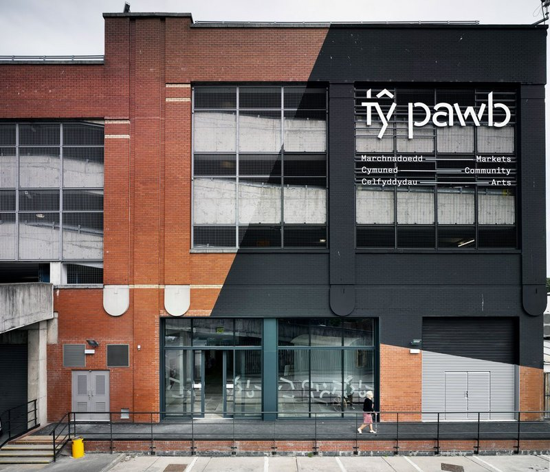Ty Pawb, Wrexham
