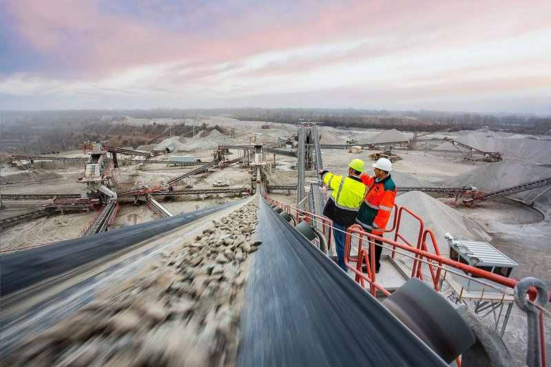Cementa faces an unprecedented ban on mining limestone, a core ingredient in cement.