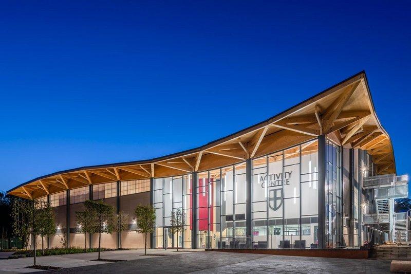 The Activity Centre, St Georges College, Weybridge, Addlestone