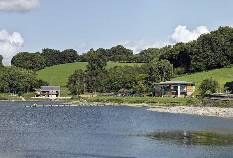 Llandegfedd Visitor Centre & Watersports Centre.