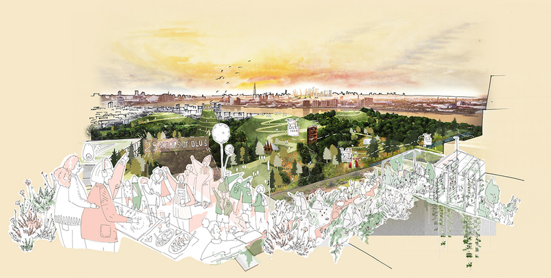 New strategic planners have been appointed for 100 acres of Thamesmead Waterfront.
