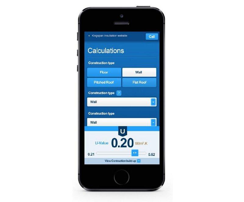 Kingspan launches online U-Value calculator | RIBAJ