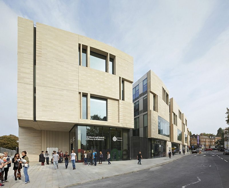 Stockwell Street Building. Click on the image.