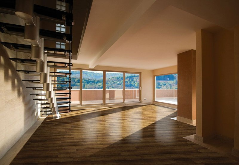 With no visible frame Innoview windows and doors maximise use of natural daylight.