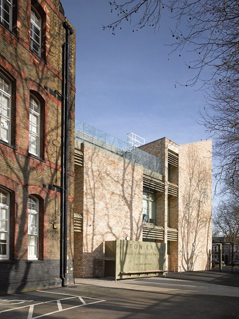 Upton Cross Credon School, Newham: A Victorian board school adapted and extended, alongside refurbishment to ancillary buildings, by Shepheard Epstein Hunter.