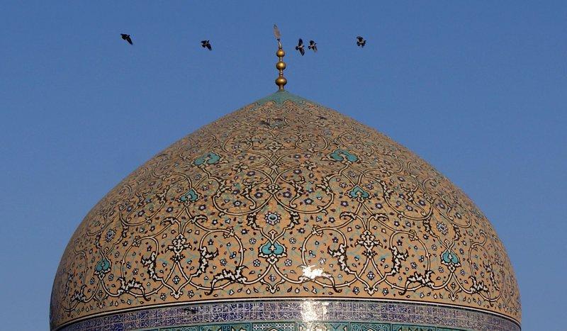 Sheikh Lotfollah Mosque, Isfahan, Iran; Sheikh Baha'i & Ustad Mohammad Reza Isfahani, 1603-19