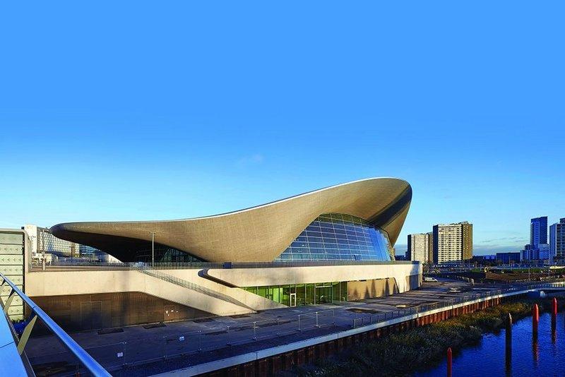 London Aquatics Centre, Queen Elizabeth Park