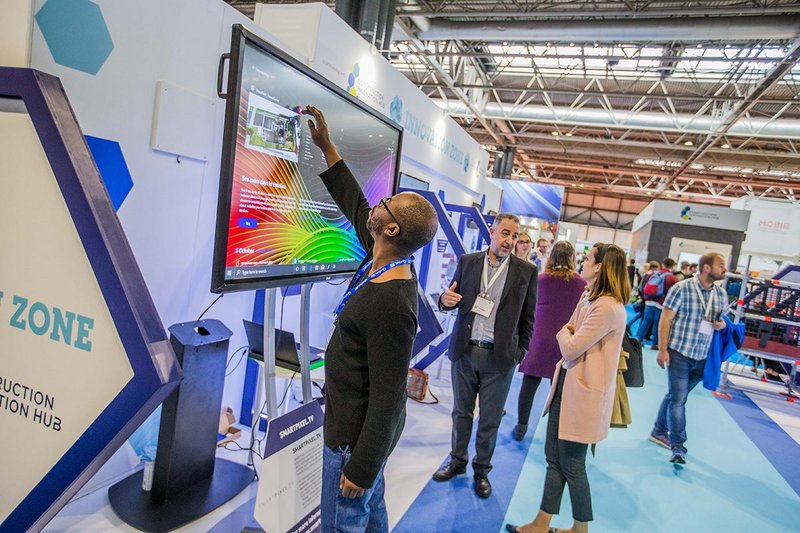 UK Construction Week: Building expertise across every facet of design, build and product innovation.