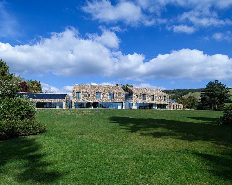 Contour House,  Baslow, Derbyshire