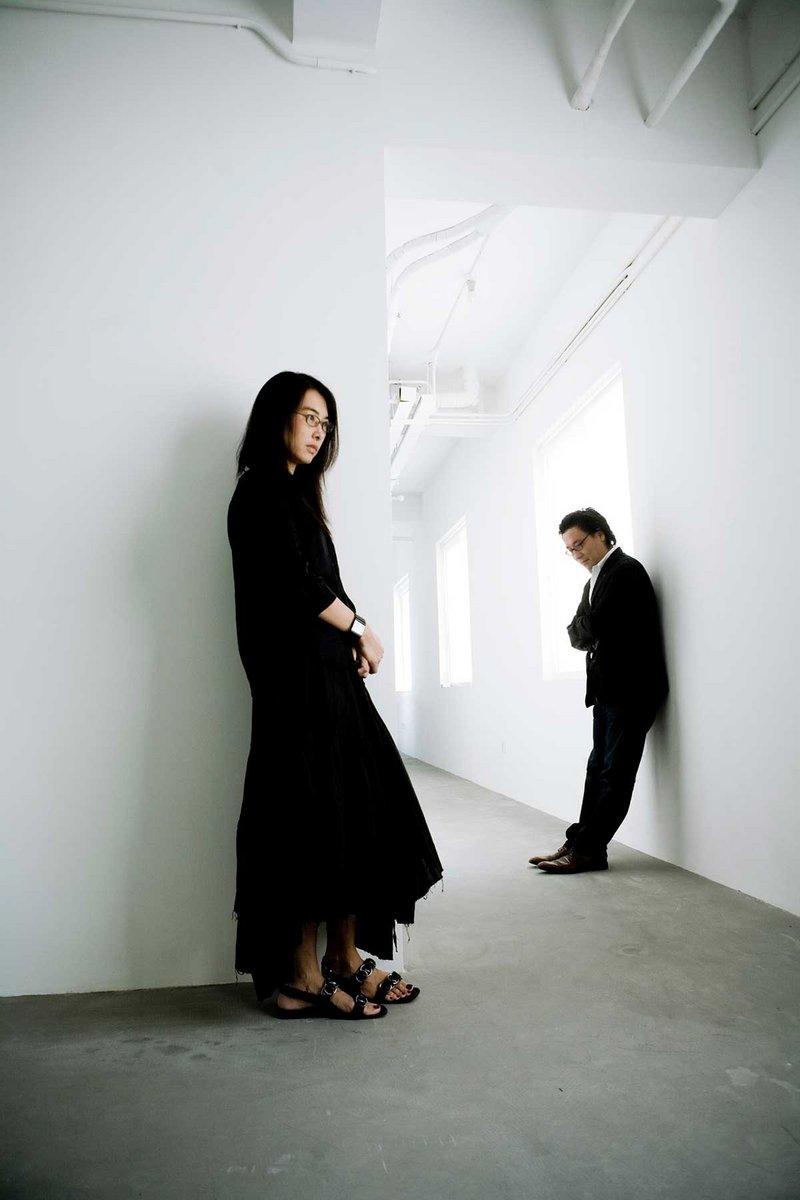 Lyndon Neri and Rossana Hu: founders of Neri&Hu.