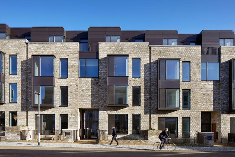 Eddington Lot 1, North West Cambridge.