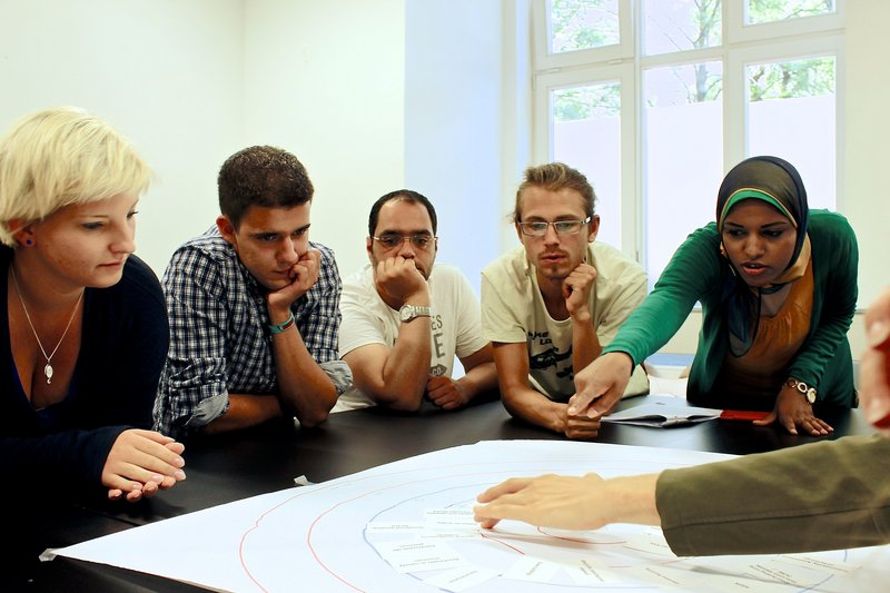 Groupwork on GBS programme - UK-based construction and property professionals can get up to speed with some of the latest thinking in sustainability at pioneering Summer School In Vienna.