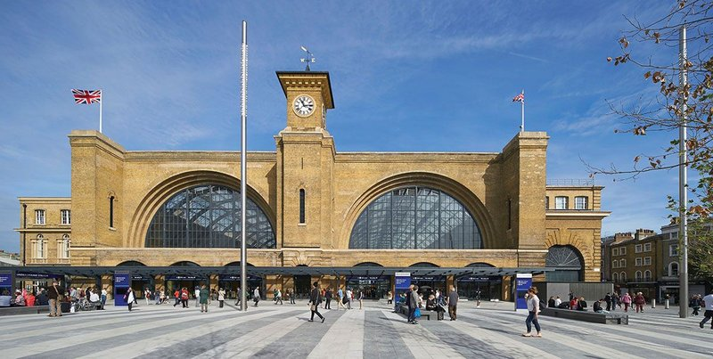 King's Cross Square. Click on the image.