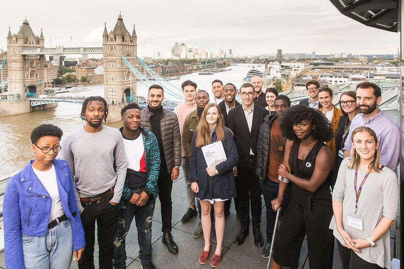 Mae architects, alongside the Stephen Lawrence Charitable Trust and the GLA, hosted the Futures London Workshop at City Hall.