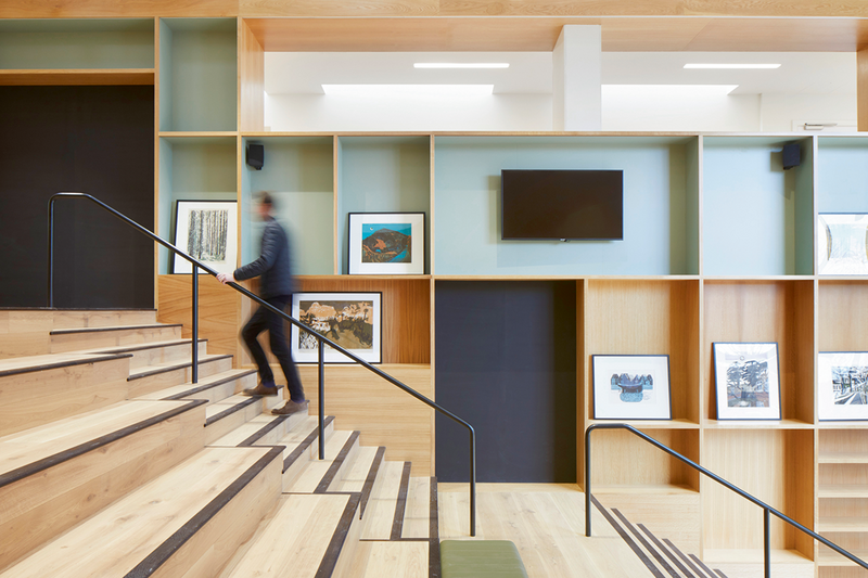 The Plumstead Centre by Hawkins\Brown demonstrates how a retrofit project can achieve social benefits, an economically viable offering and minimised impact on the environment while meeting the RIBA 2030 Challenge embodied carbon target.