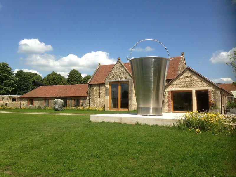 Durslade Farm – benjamin+beauchamp architects. Click on the image