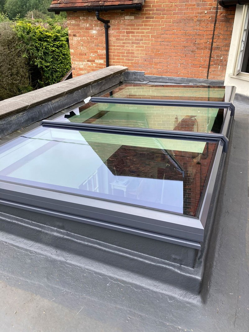 Sunsquare is the only manufacturer of BSI kitemarked skylights.