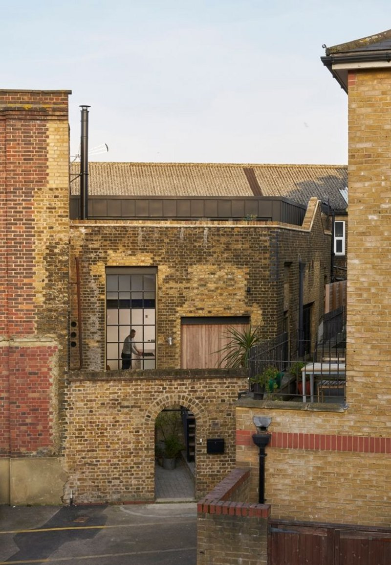 Gin Distillery, Whitechapel