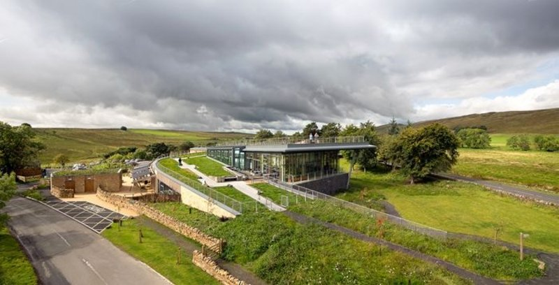 The Sill National Landscape Discovery Centre, Hexham