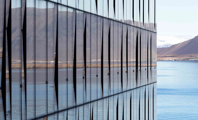 Glazed curtain walling comes in a range of solutions, including different styles of face caps, from horizontal to vertical lining, to a more minimalistic look using structural glazing and clamping technologies.