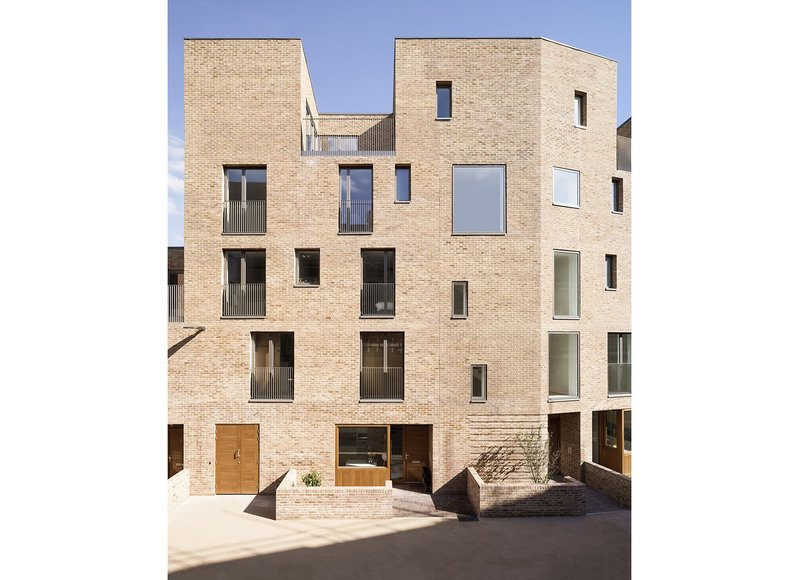 Brentford Lock West, London by Mikhail Riches Ltd with Cathy Hawley.