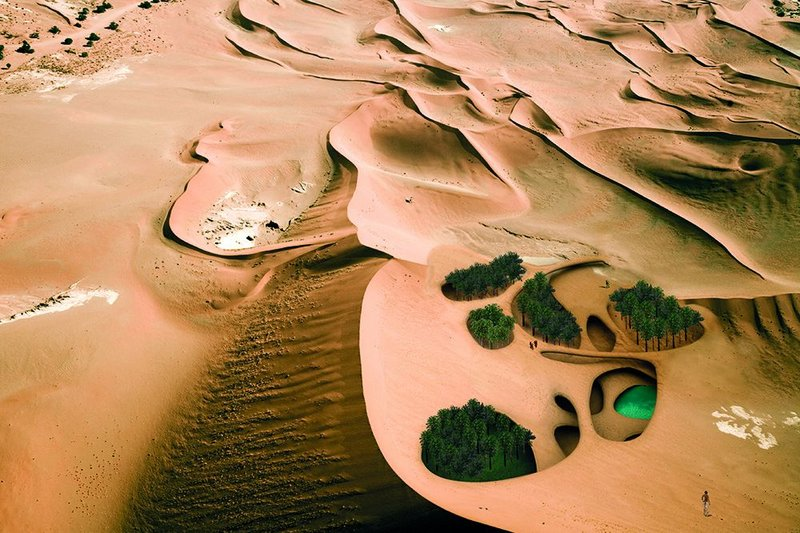 Magnus Larsson's Dune Project